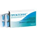 «Проктонис» капсулы 0,27 г, 60 штук